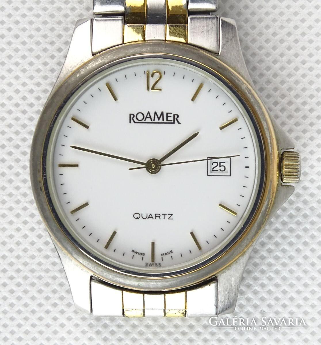Roamer férfi karóra Clocks & Watches | Galeria Savaria