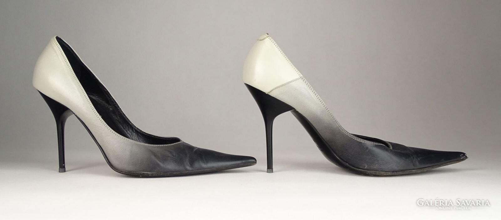 a0a487ba95 0V539 Magassarkú Patani bőr női cipő 38 - Wardrobe | Galeria Savaria ...