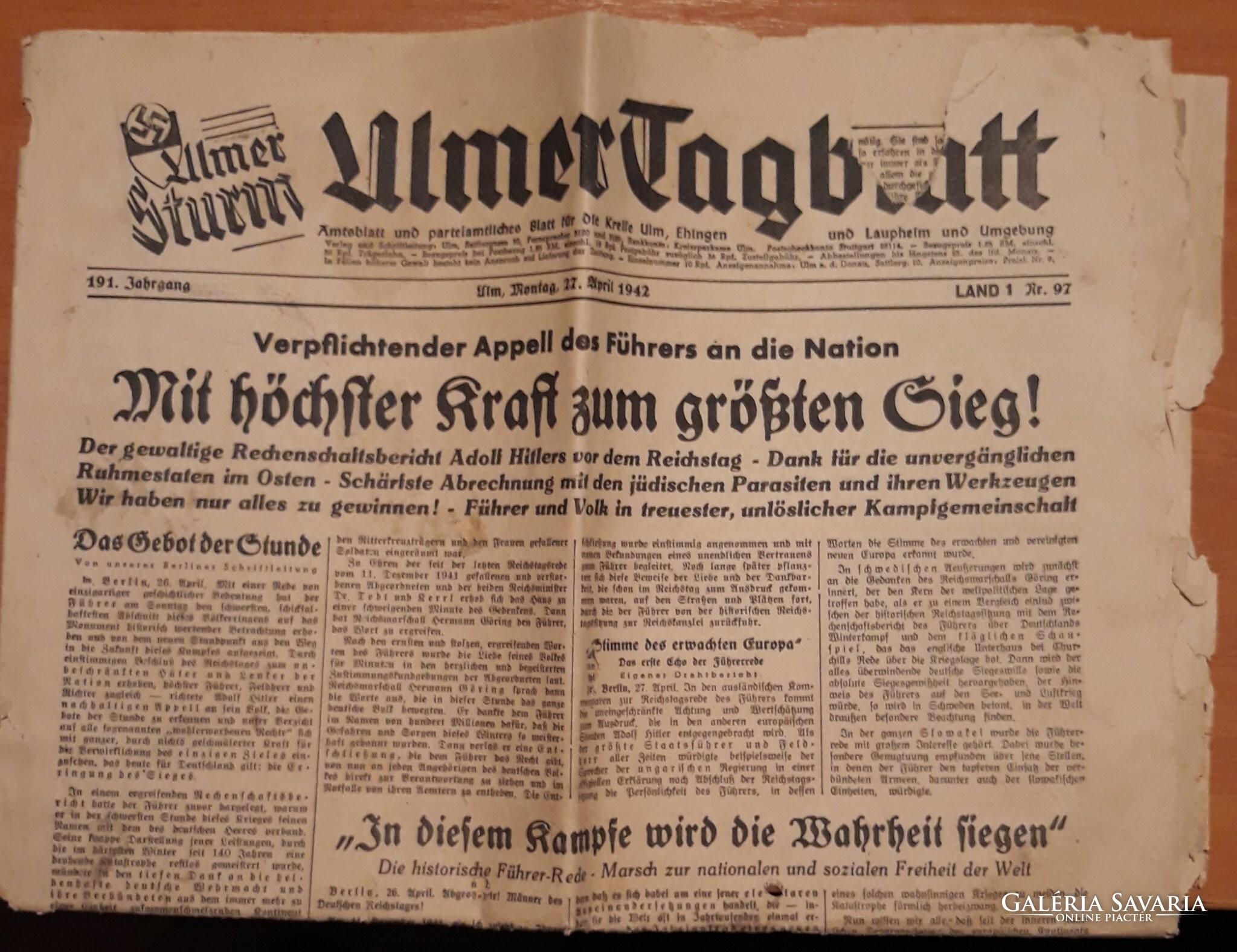 dél- német újság tudni)